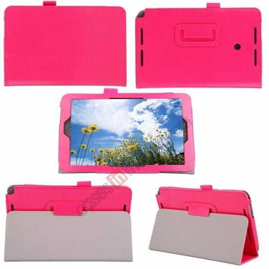 discount Crazy Horse Pattern Leather Stand Case Cover for ASUS VivoTab Note8 M80TA