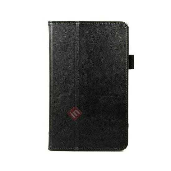 best price Crazy Horse Pattern Leather Stand Case Cover for Dell Venue 8 Pro Windows 8.1
