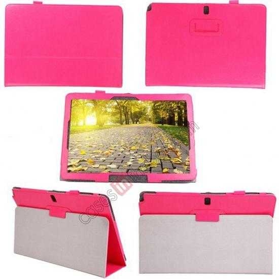 top quality Crazy Horse Pattern Leather Stand Case Cover for Samsung Galaxy Tab Pro 12.2 P900