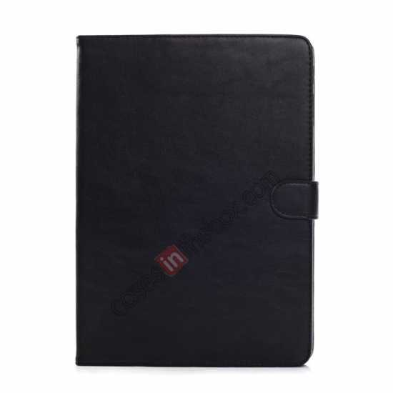 best price Fashion New Folio Leather Flip Protective Case For Samsung Galaxy Tab Pro 12.2 P900 - Black
