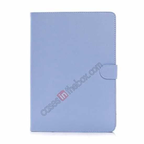 discount Fashion New Folio Leather Flip Protective Case For Samsung Galaxy Tab Pro 12.2 P900 - Blue