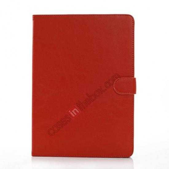 discount Fashion New Folio Leather Flip Protective Case For Samsung Galaxy Tab Pro 12.2 P900 - Orange