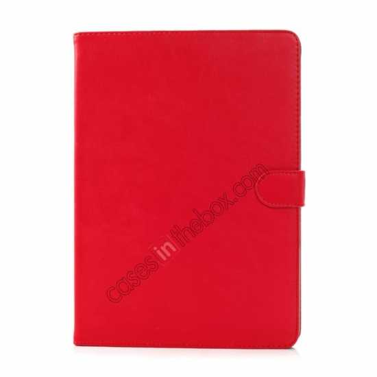 best price Fashion New Folio Leather Flip Protective Case For Samsung Galaxy Tab Pro 12.2 P900 - Red