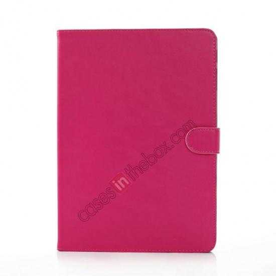 discount Fashion New Folio Leather Flip Protective Case For Samsung Galaxy Tab Pro 12.2 P900 - Rose