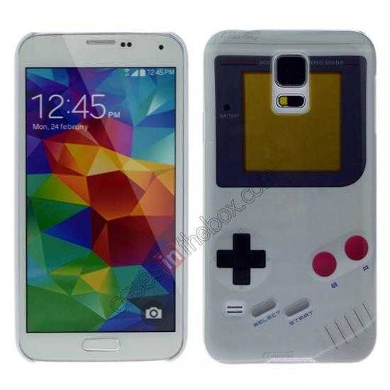 wholesale Game Pattern Hard Back Cover Case for Samsung Galaxy S5