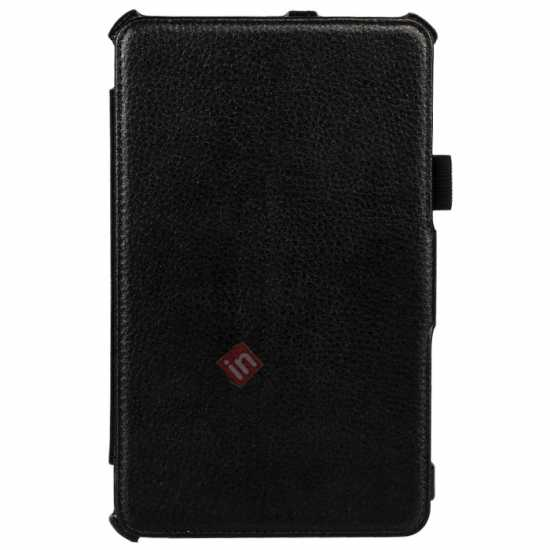 top quality High quality Heat Setting Leather Stand Case for Asus Vivo Tab Note 8 M80TA - Black