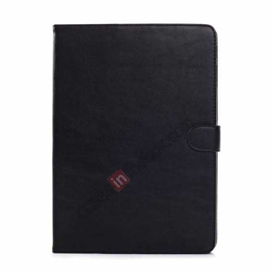 discount High quality Leather Folio Stand Case for Samsung Galaxy Tab Pro 10.1 T520 - Black