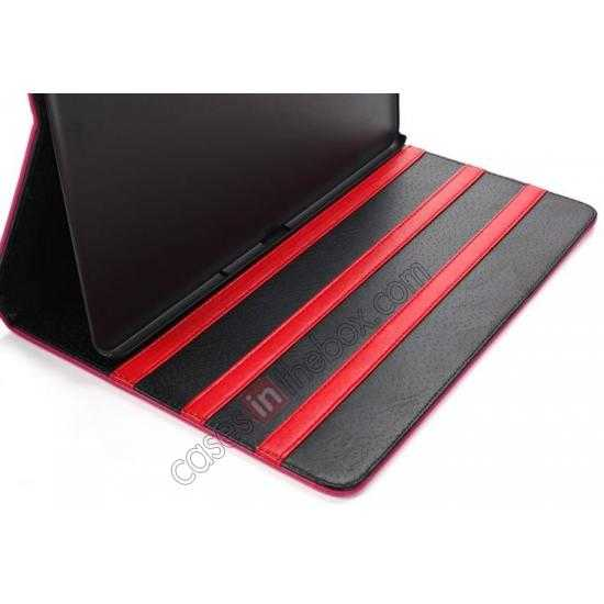 high quanlity High quality Leather Folio Stand Case for Samsung Galaxy Tab Pro 10.1 T520 - Black