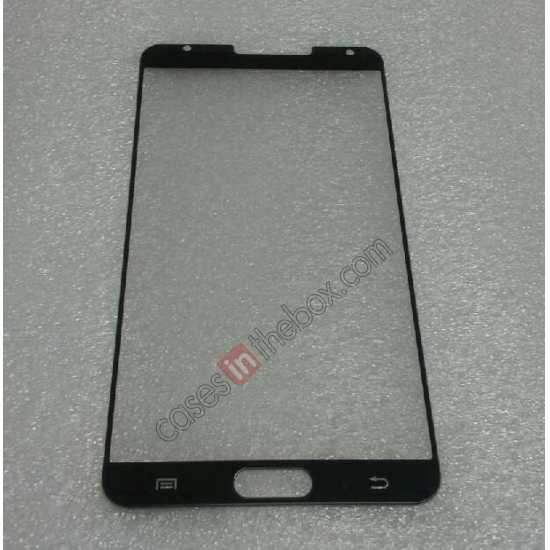 discount High Quality Tempered Glass Screen Protector For Samsung Galaxy Note 3 III N9000 - Black
