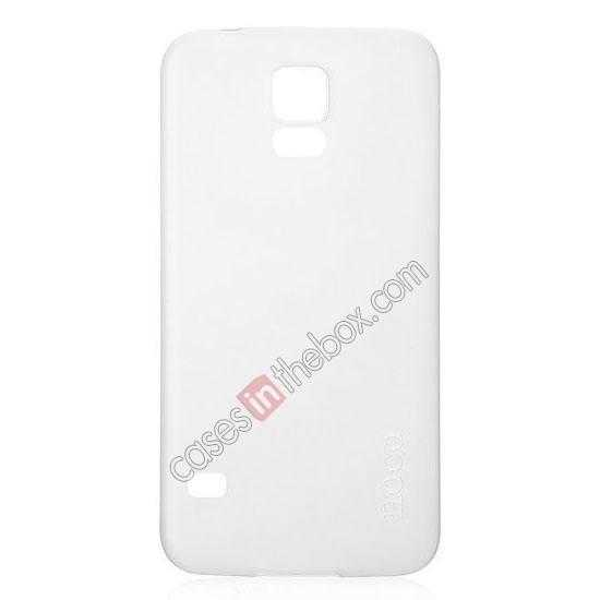 wholesale HOCO Thin Series Ultra Slim Plastic Protective Case for Samsung Galaxy S5 - White
