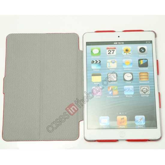 on sale K-cool Ultra Thin Slim Leather Stand Case for iPad Mini 2 Retina - White