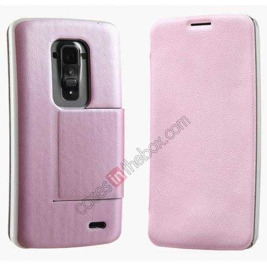 wholesale Kalaideng Swift Series Side Flip Leather Stand Case for LG G Flex (D958)