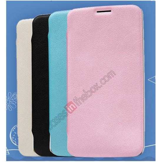 low price Kalaideng Swift Series Side Flip Leather Stand Case for LG G Flex (D958)