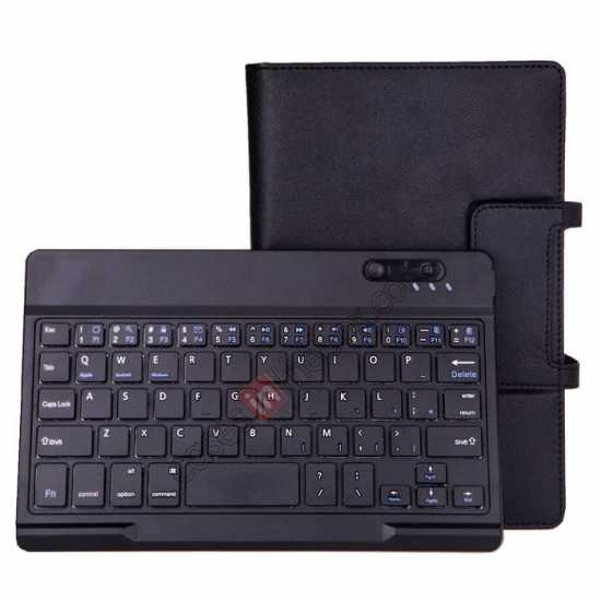 high quanlity Leather Stand Case Cover + Wireless Bluetooth 3.0 Keyboard For Samsung Galaxy Tab3 Lite7/T110
