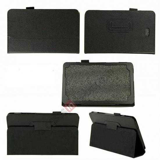 top quality Litchi Pattern Leather Stand Case Cover for Dell Venue 8 Pro Windows 8.1