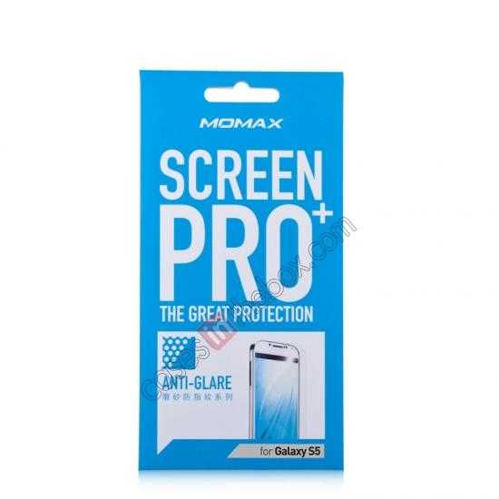 discount Momax Anti-Glare Screen Protector for Samsung Galaxy S5