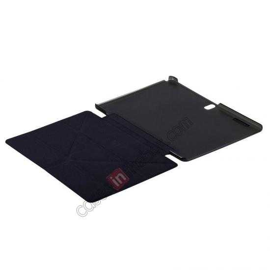 discount MOMAX Flip Cover Leather Stand Case For Samsung Galaxy Tab Pro 10.1 T520 - Black