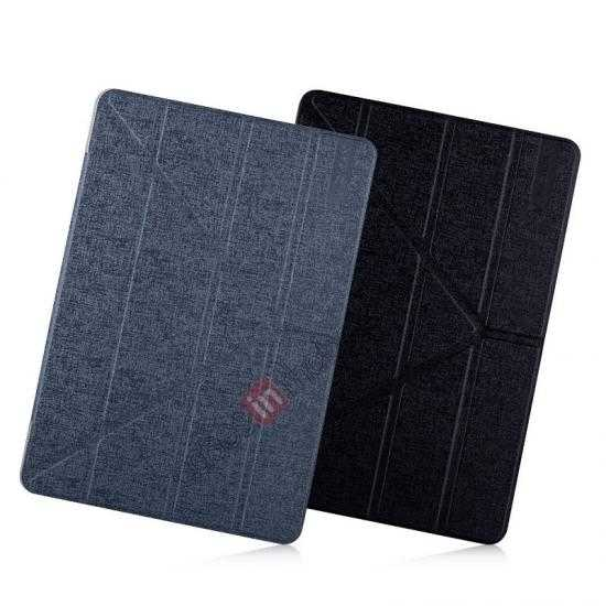 best price MOMAX Flip Cover Leather Stand Case For Samsung Galaxy Tab Pro 12.2 P900 - Black