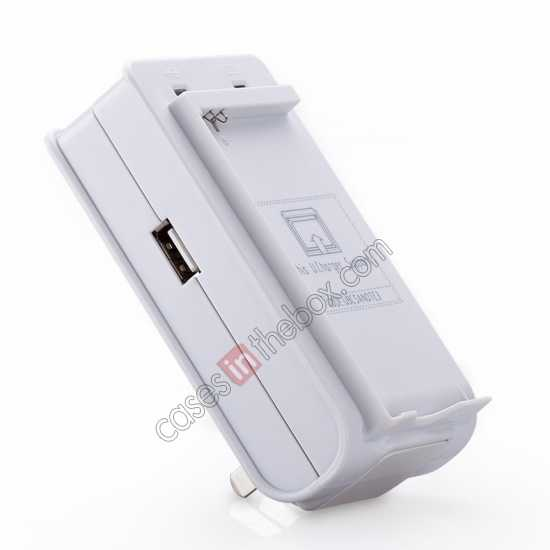 top quality Momax For Samsung Galaxy Note 3 Battery Charger + 3200mAh Battery