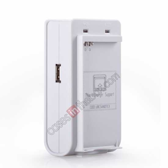 best price Momax For Samsung Galaxy Note 3 Battery Charger + 3200mAh Battery