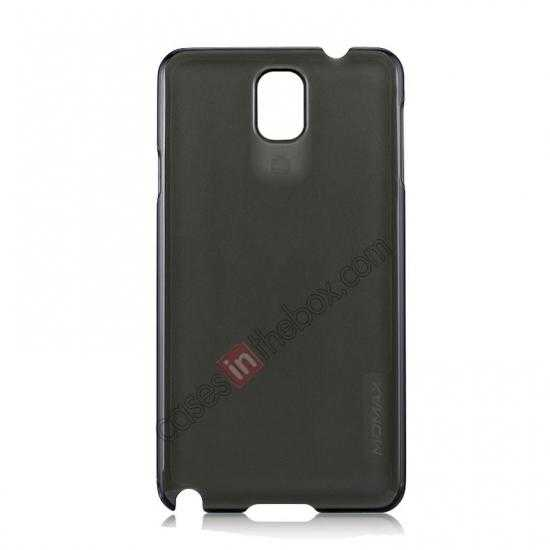 wholesale Momax Ultra Thin Series Clear Breeze Case Cover for Samsung Galaxy Note 3 - Black