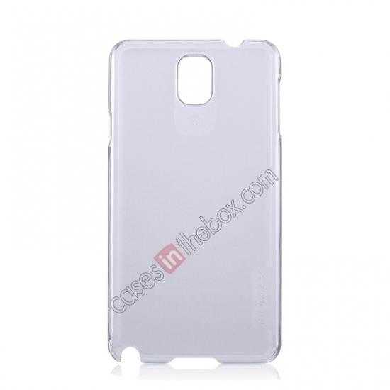 wholesale Momax Ultra Thin Series Clear Breeze Case Cover for Samsung Galaxy Note 3 - White