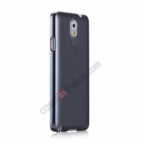 discount Momax Ultra Thin Series Pearl Hard Case Cover for Samsung Galaxy Note 3 - Grey