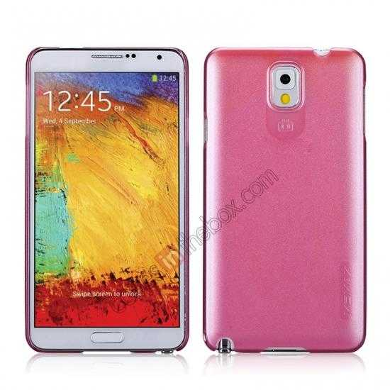 wholesale Momax Ultra Thin Series Pearl Hard Case Cover for Samsung Galaxy Note 3 - Pink