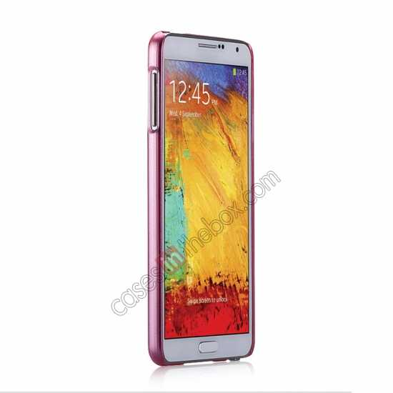 cheap Momax Ultra Thin Series Pearl Hard Case Cover for Samsung Galaxy Note 3 - Pink