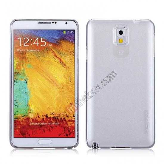 wholesale Momax Ultra Thin Series Pearl Hard Case Cover for Samsung Galaxy Note 3 - White