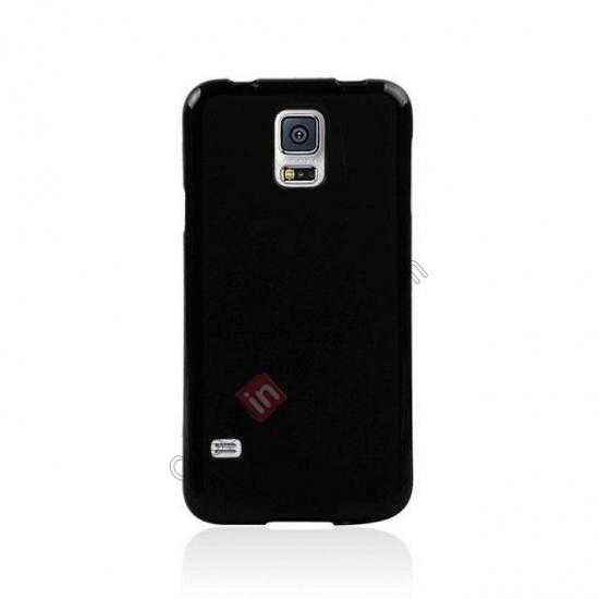 discount New Ultra Thin Soft TPU Back Case Cover For Sumsung Galaxy S5 - Black