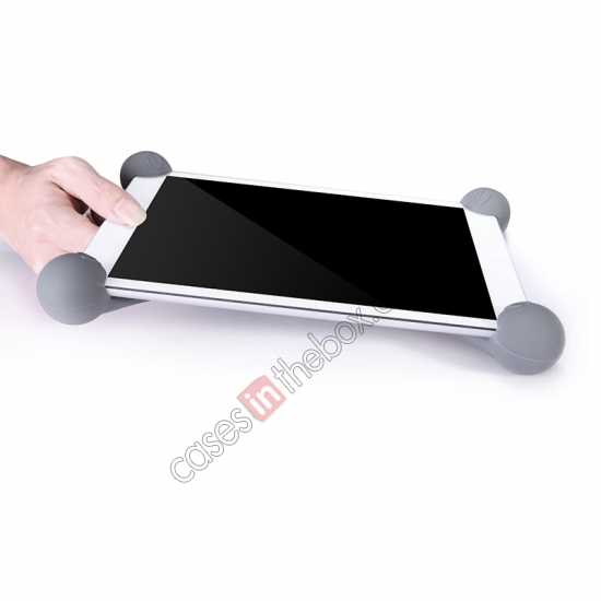 discount Nillkin Fashion Shockproof Silicone Balls for iPAD Air - Grey