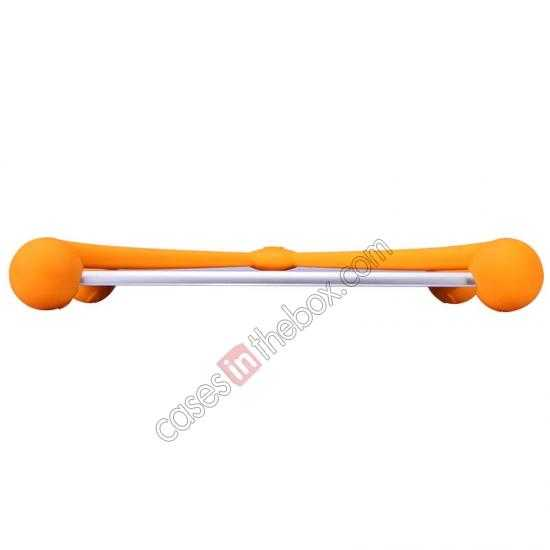 discount Nillkin Fashion Shockproof Silicone Balls for iPAD Air - Orange
