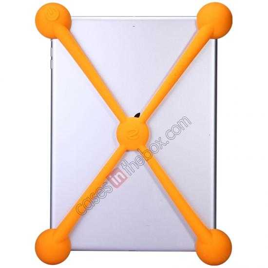 wholesale Nillkin Fashion Shockproof Silicone Balls for iPAD Air - Orange