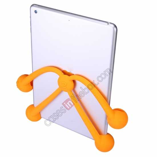 top quality Nillkin Fashion Shockproof Silicone Balls for iPAD Air - Orange