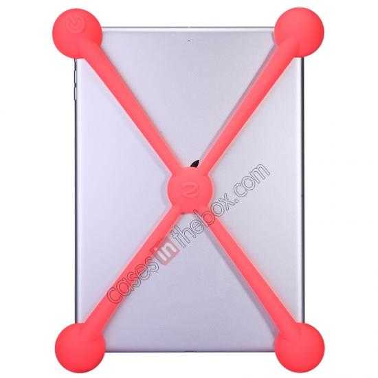 wholesale Nillkin Fashion Shockproof Silicone Balls for iPAD Air - Red