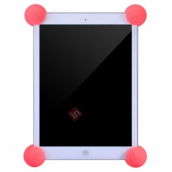 discount Nillkin Fashion Shockproof Silicone Balls for iPAD Air - Red