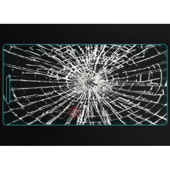 best price Nillkin Nano Anti-burst Tempered Glass Screen Film for Sony Xperia M2 S50H