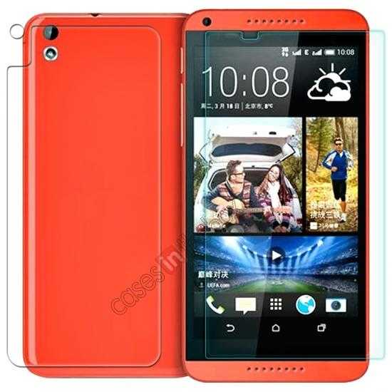 wholesale NILLKIN Nanometer Anti-Explosion Tempered Glass Screen Protector for HTC Desire 816