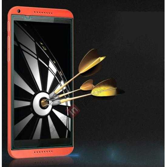 top quality NILLKIN Nanometer Anti-Explosion Tempered Glass Screen Protector for HTC Desire 816