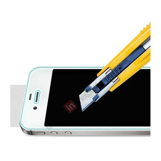 discount Nillkin Nanometer Anti-Explosion Tempered Glass Screen Protector for iPhone 4/4S