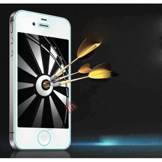 cheap Nillkin Nanometer Anti-Explosion Tempered Glass Screen Protector for iPhone 4/4S