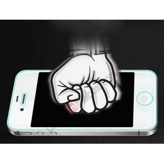 top quality Nillkin Nanometer Anti-Explosion Tempered Glass Screen Protector for iPhone 4/4S
