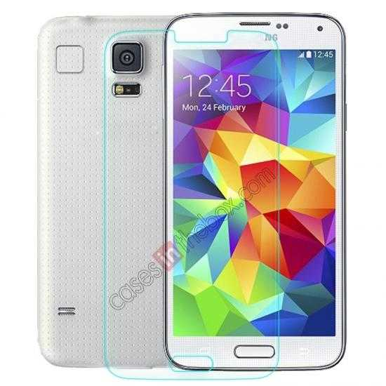 wholesale Nillkin Nanometer Anti-Explosion Tempered Glass Screen Protector for Samsung Galaxy S5
