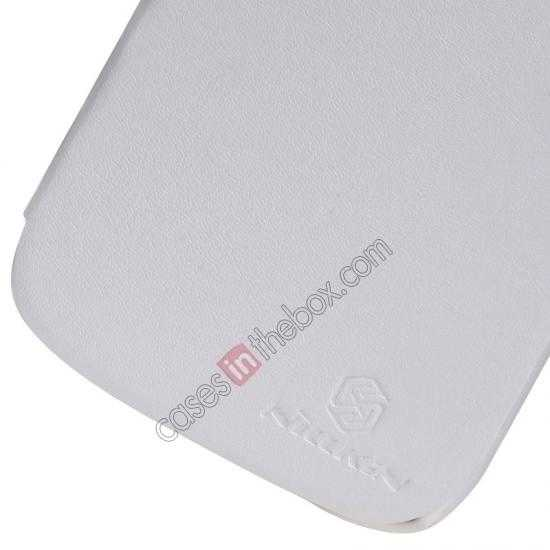 top quality Nillkin New Series Stylish Leather Case for Samsung Galaxy Grand Neo I9060 - White