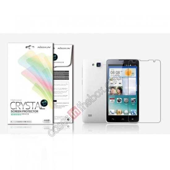 wholesale NILLKIN Super Clear Anti-fingerprint Protective Film for HUAWEI C8816