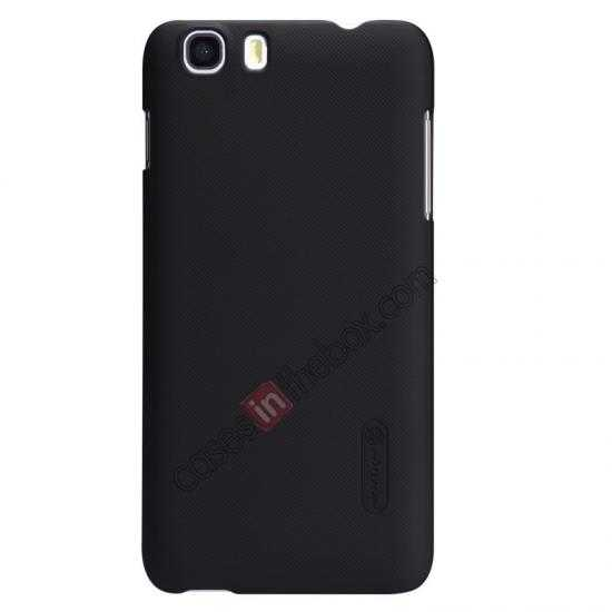 discount Nillkin Super Frosted Shield Hard Case w/ Screen Film for Lenovo A828T - Black