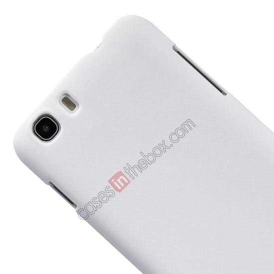 discount Nillkin Super Frosted Shield Hard Case w/ Screen Film for Lenovo A828T - White