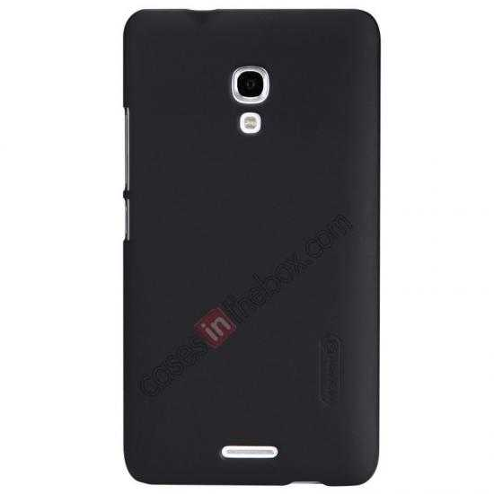 wholesale Nillkin Super Frosted Shield Plastic Back Case Cover for HUAWEI MATE 2 - Black