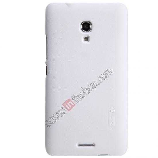 wholesale Nillkin Super Frosted Shield Plastic Back Case Cover for HUAWEI MATE 2 - White